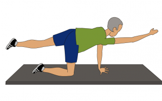 Exercise for lower back pain 3