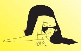 Simple Shoulder Stretch