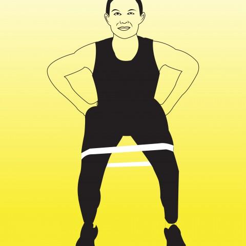 hip strengthener